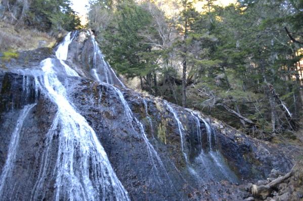 三本滝(右)