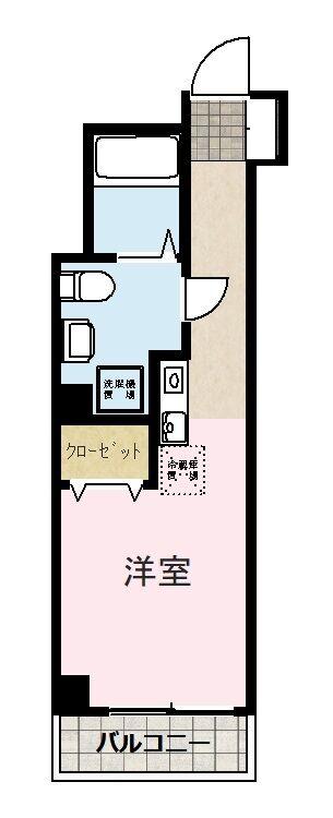 間取り図_グラン田園502