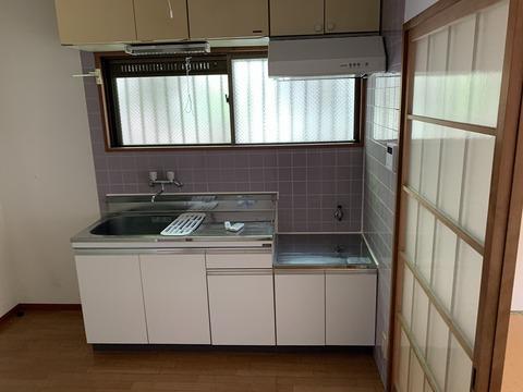 雨龍荘103_キッチン