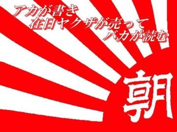 朝日新聞「ネットによって日本が右傾化している」