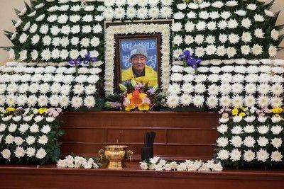 チョンウォン僧侶