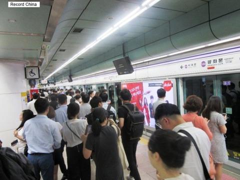 毎年死亡事故が起こる韓国の駅ホームドア、そもそもの致命的欠陥が発覚=韓国ネット「なぜ最初からちゃんとできないの?」