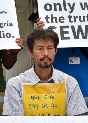 【セウォル号遺族】韓国船沈没で娘亡くした父親、ハンスト40日で入院 ← まだやってんのか、やり過ぎ感がある上に要求も異常、被害者ビジネスやってないで働け