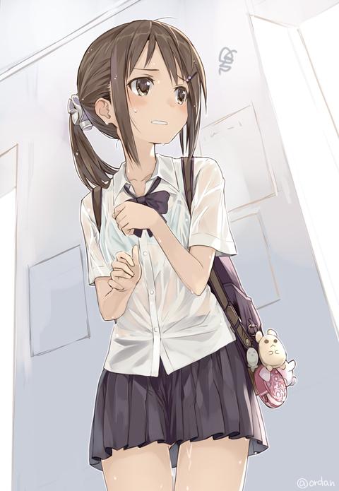 可愛い女の子の二次画像 31