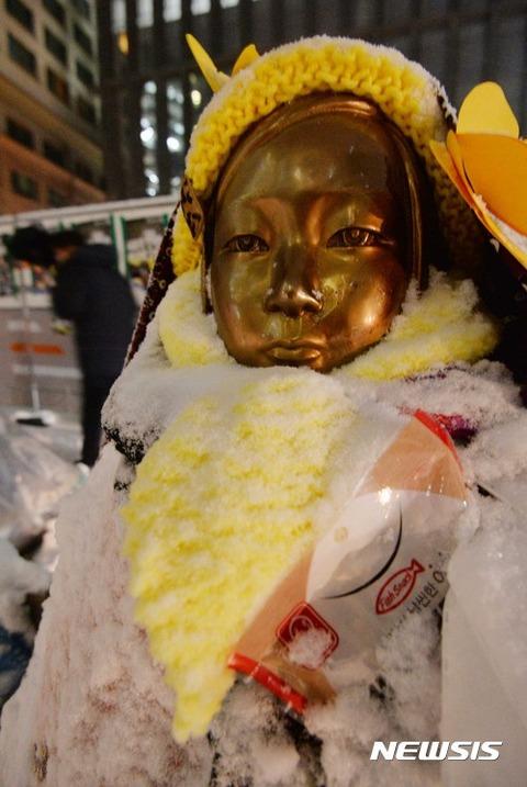 【慰安婦問題】 京畿道議会、「独島少女像」建設を民間主導に転換推進~募金運動、全国展開へ