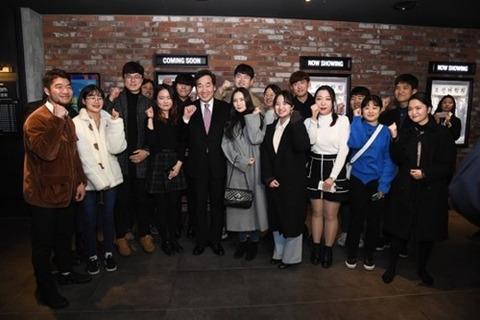 【韓国首相】「映画『マルモイ』、ハングルを奪われないために努力した先駆者に感動」