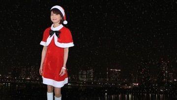 【エンタメ画像】森高千里(47)のサンタコス