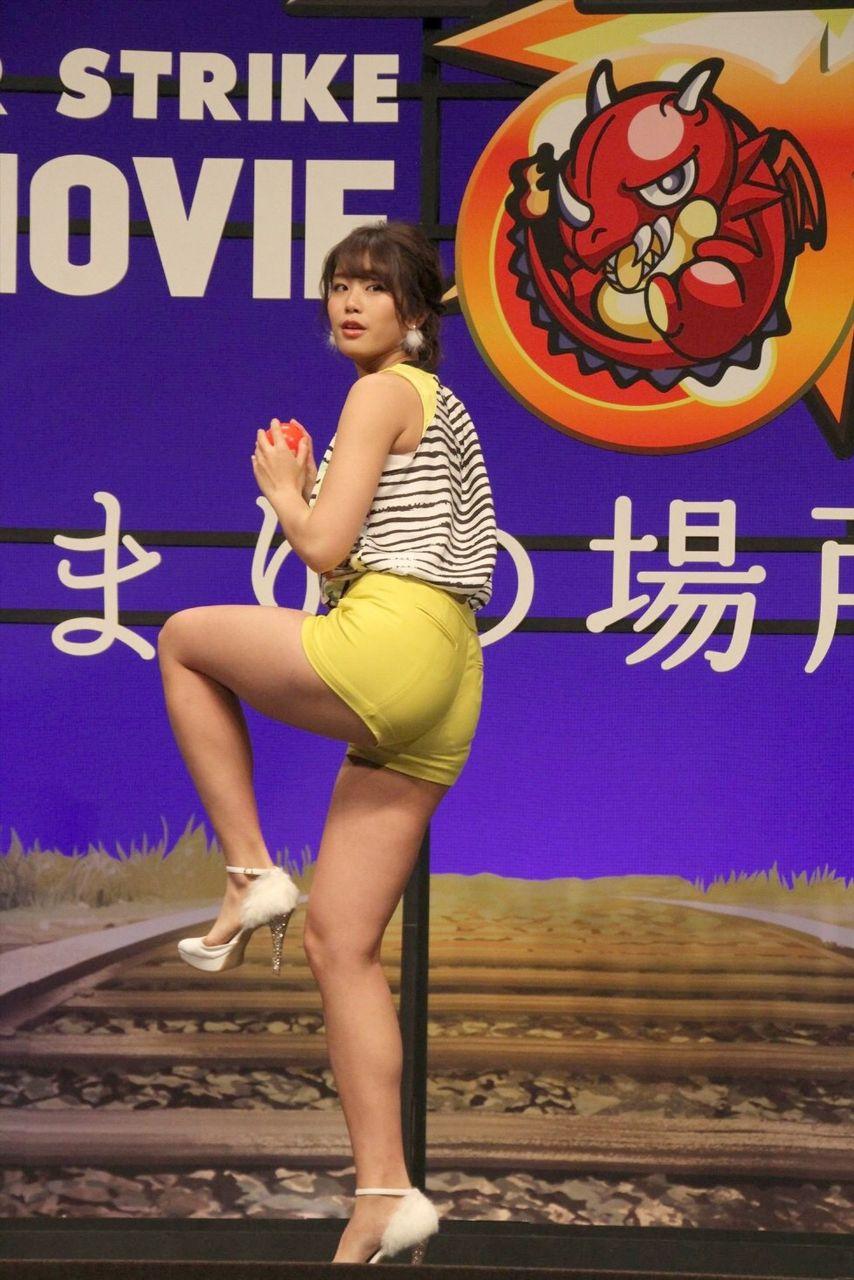 【エンタメ画像】稲村亜美のムッチムチエロエロBODY