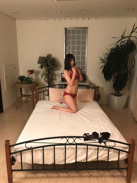 絶対虜の激ヤバ美少女まきちゃんの撮影現場(*'ω'*)