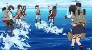 水上スキーアニメ