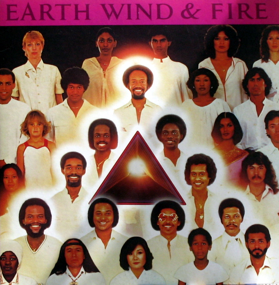 Recoroma K Blog Earth Wind Amp Fire Faces 1980 Cbs