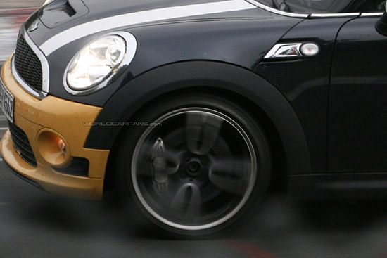 MINI JCW Performance Kit