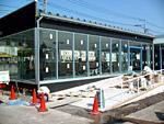 MINI横浜港北(建設中)