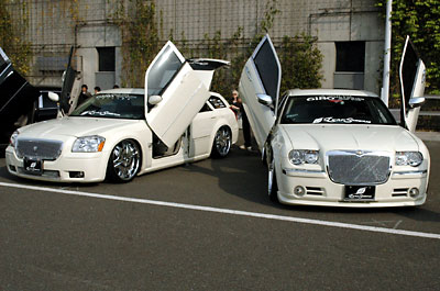 Chrysler 300C / Dodge Magnum
