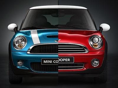 COOPER or COOPER S