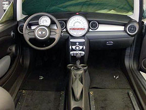 Next MINI Interior