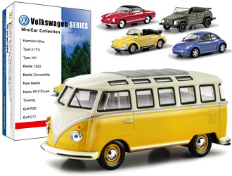 VW Minicar Collection