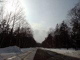 阿寒横断道路1