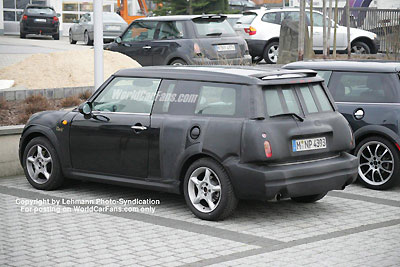 MINI Wagon