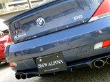 ALPINA B6 Tail