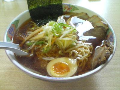 らー麺たら福・チャーシュー麺
