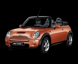 MINI COOPER S Convertible Orange