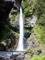 根尾の滝2
