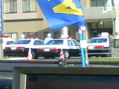 警察出陣式