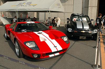 Ford GT / Chevrolet SSR