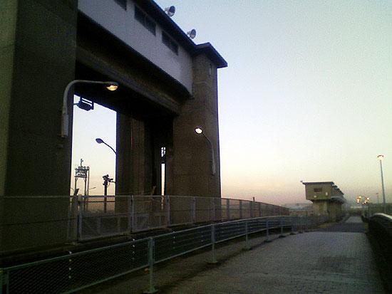 江戸川水門橋