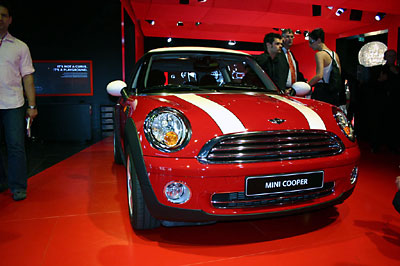 Paris Motor Show - MINI