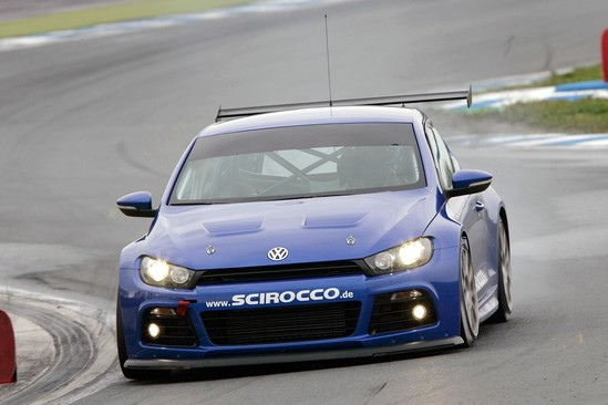 VW Scirocco Race Car