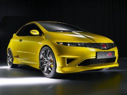 Civic TypeR Concept Geneva