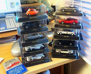BMWミニカーコレクション2