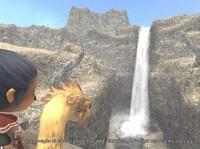 滝とタルタル