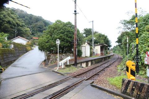 所木駅駅舎