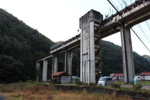 宇都井駅駅舎