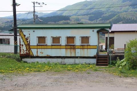 旧桂岡駅駅舎