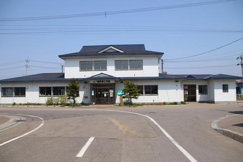 旧上ノ国駅