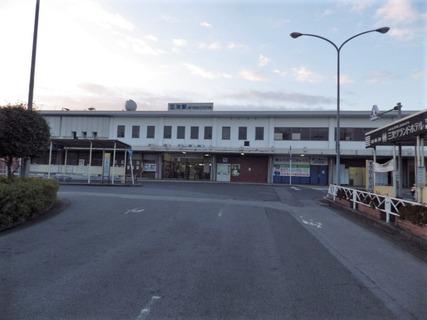旧三次駅駅舎 (2)
