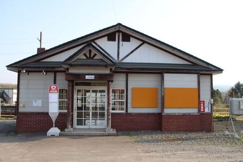 旧湯ノ岱駅