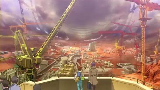「機動戦士ガンダム THE ORIGIN」第3話_00_01_07_09_74
