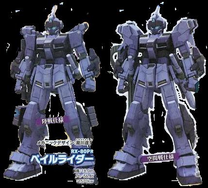 RX-80PR