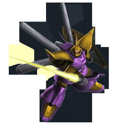 ゲルググM(シーマ機)
