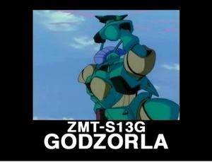 「ZMT-S13G ゴッゾーラ」(機動戦士Vガンダムより)_00_01_23_09_42