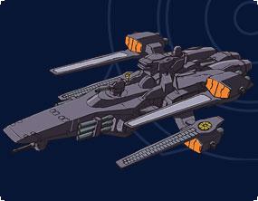 ドレイク級宇宙護衛艦