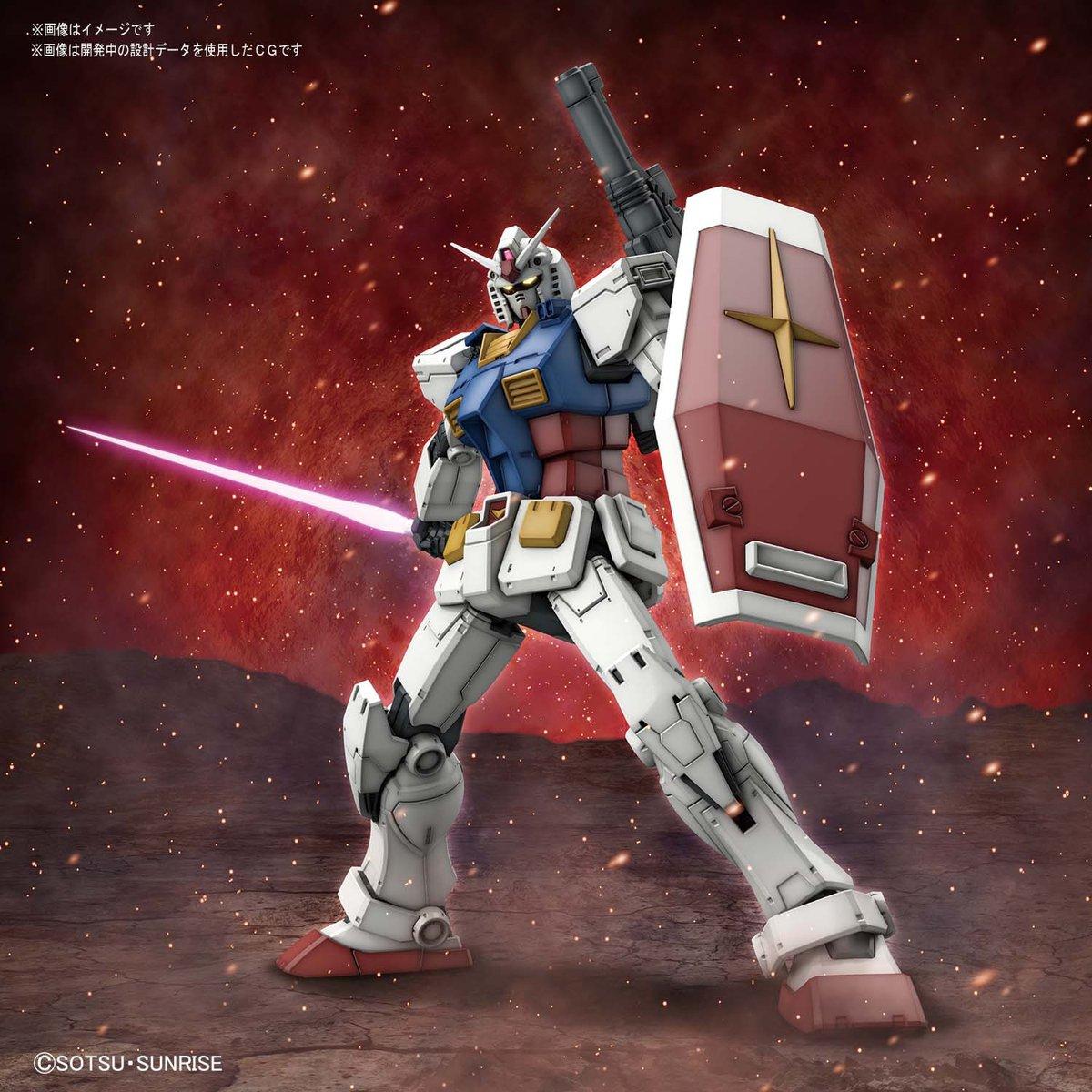 【ガンプラ】THE ORIGIN版のHG「RX-78-02 ガンダム」なかなかええな