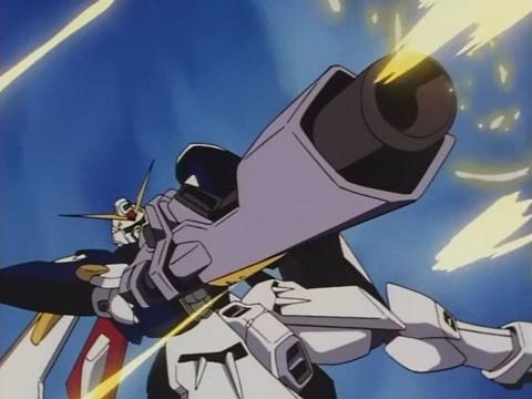 【ガンダムW】バスターライフルはどっちの方が理想か?★