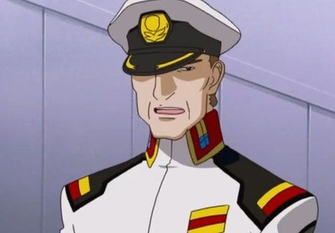サザーランド大佐が