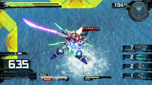 MAXI BOOST ON ガンダムAGE-FX - from YouTube_00_00_13_00_4